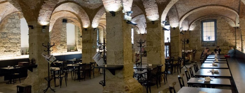 Pivovarská restaurace